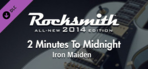 "Rocksmith® 2014 – Iron Maiden - ""2 Minutes to Midnight"""