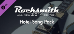 Rocksmith® 2014 – Hotei Song Pack
