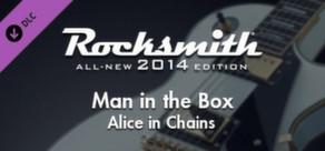 "Rocksmith® 2014 – Alice in Chains - ""Man in the Box"""