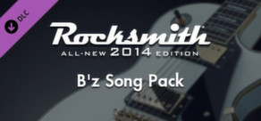 Rocksmith® 2014 – B'z Song Pack