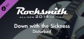 "Rocksmith® 2014 – Disturbed - ""Down with the Sickness"""