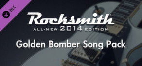Rocksmith® 2014 – Golden Bomber Song Pack