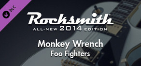 """Rocksmith® 2014 – Foo Fighters - """"Monkey Wrench"""""""