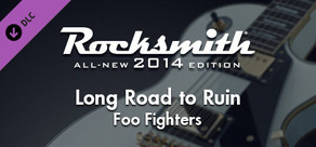 """Rocksmith® 2014 – Foo Fighters - """"Long Road to Ruin"""""""