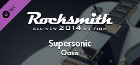 "Rocksmith 2014 - Oasis - ""Supersonic"""