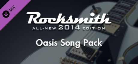 Rocksmith 2014 - Oasis Song Pack