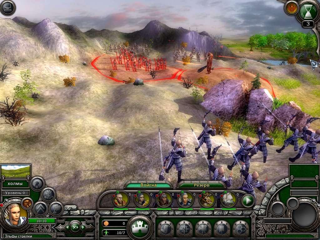 Elven Legacy Collection screenshot 2