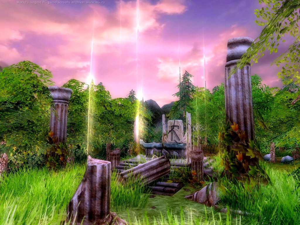 Elven Legacy screenshot