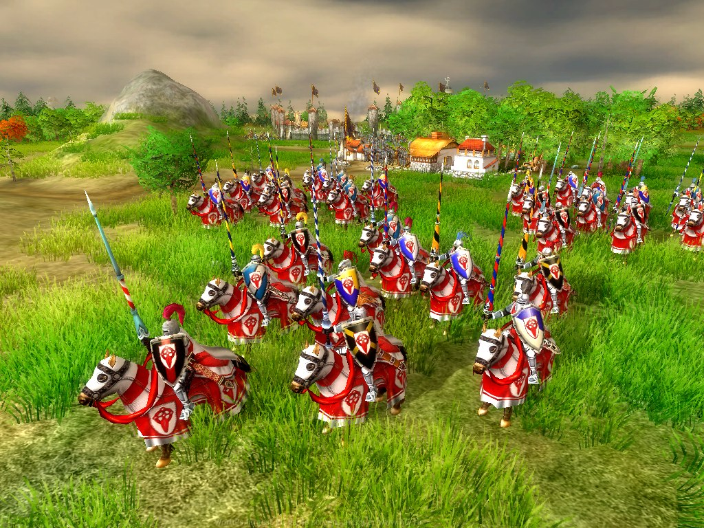 Elven Legacy screenshot