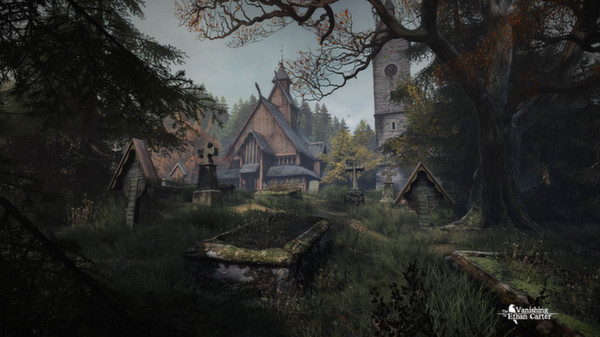 The Vanishing of Ethan Carter PC Free Download