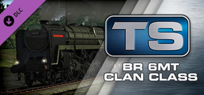 Train Simulator: BR 6MT Clan Class Loco Add-On