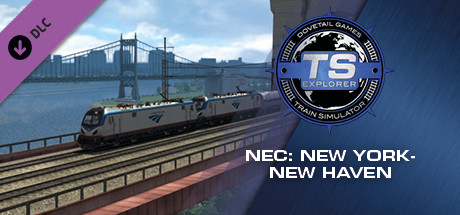 Train Simulator: NEC: New York-New Haven Route Add-On