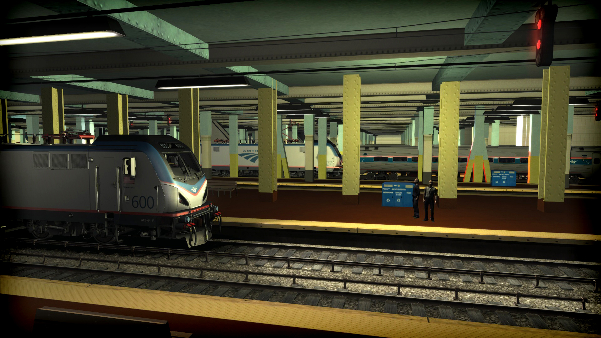 Train Simulator: NEC: New York-New Haven Route Add-On screenshot
