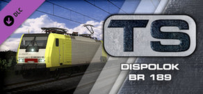 Train Simulator: Dispolok BR 189 Loco Add-On