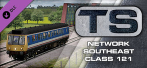 Train Simulator: Network SouthEast Class 121 DMU Add-On