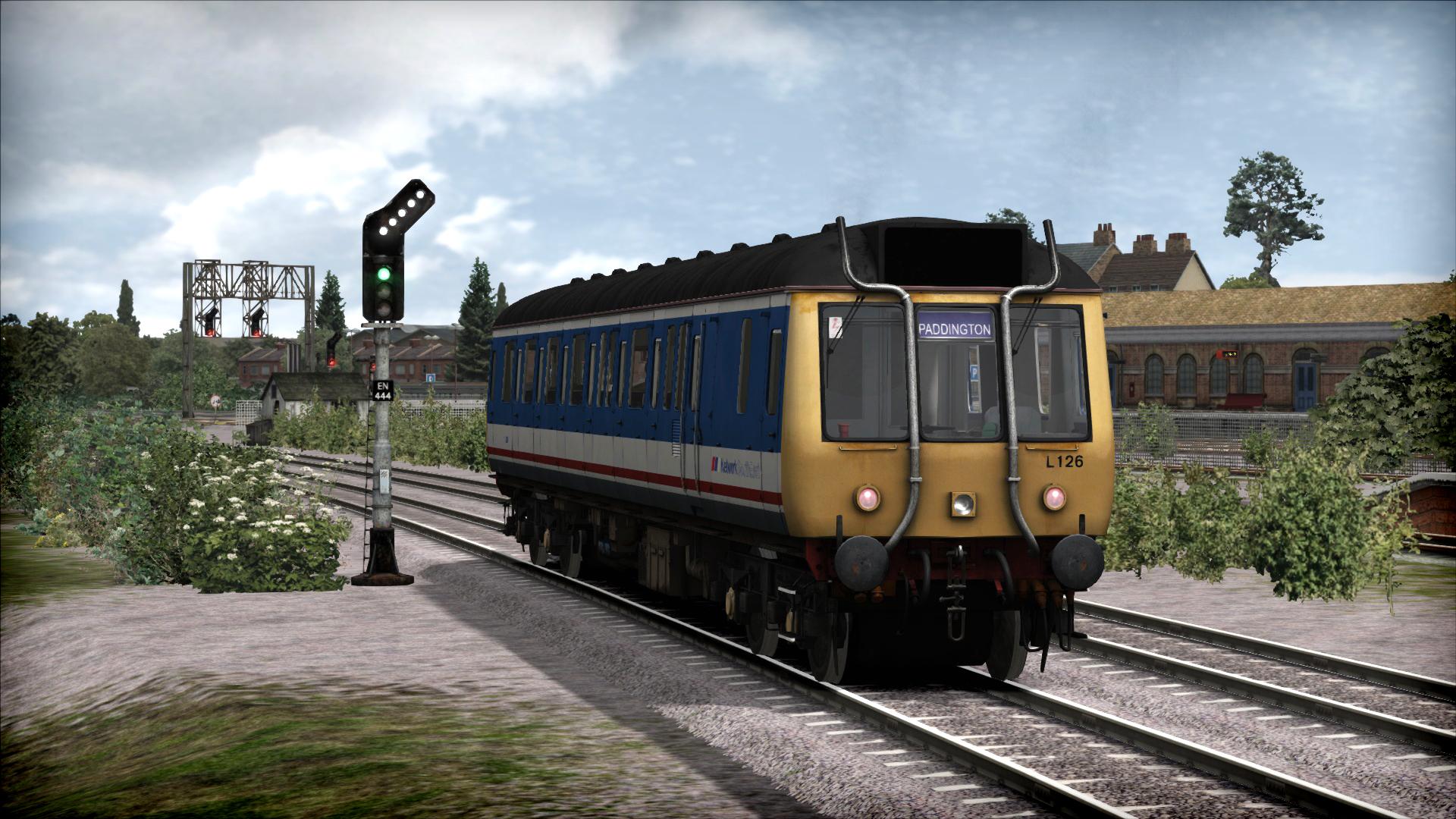 Train Simulator: Network SouthEast Class 121 DMU Add-On screenshot