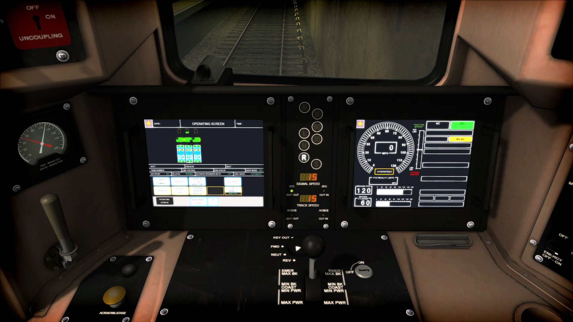 Train Simulator: Metro-North Kawasaki M8 EMU Add-On screenshot