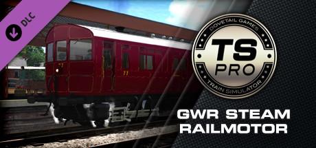Train Simulator: GWR Steam Railmotor Loco Add-On
