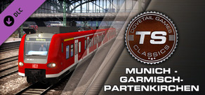Train Simulator: Munich - Garmisch-Partenkirchen Route Add-On