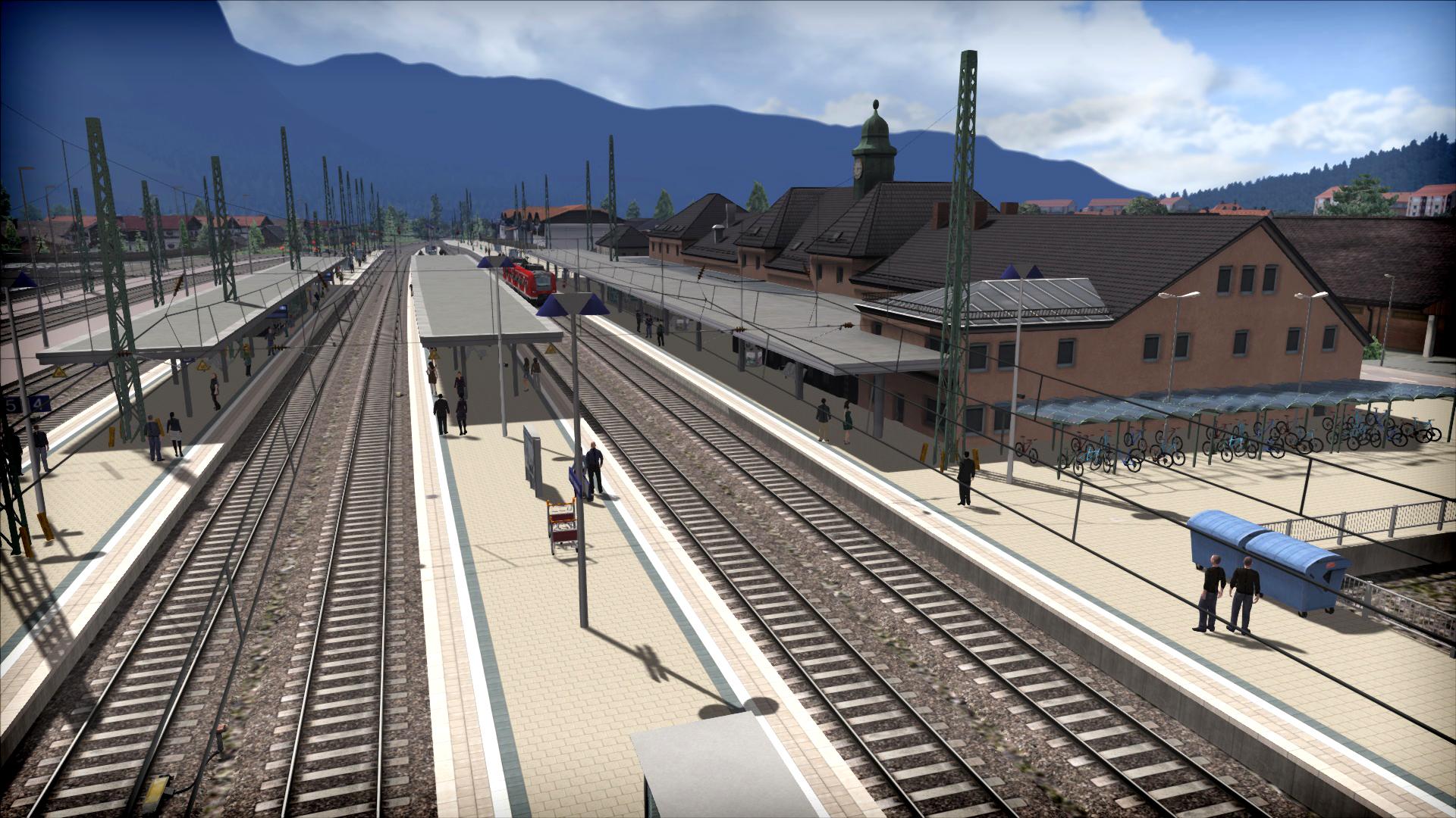 Train Simulator: Munich - Garmisch-Partenkirchen Route Add-On screenshot