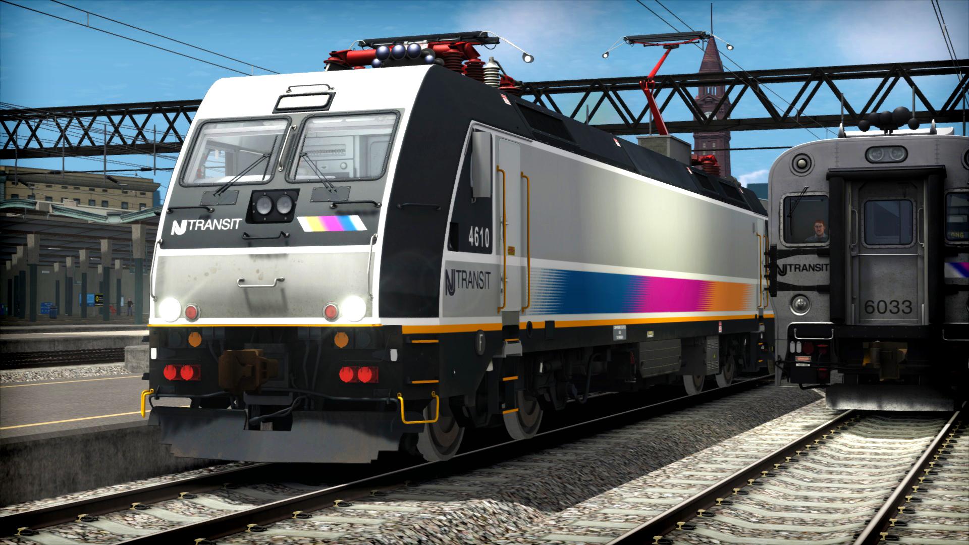 Train Simulator: NJ TRANSIT ALP-46 Loco Add-On screenshot