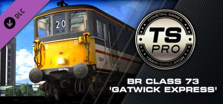 Train Simulator: BR Class 73 'Gatwick Express' Loco Add-On