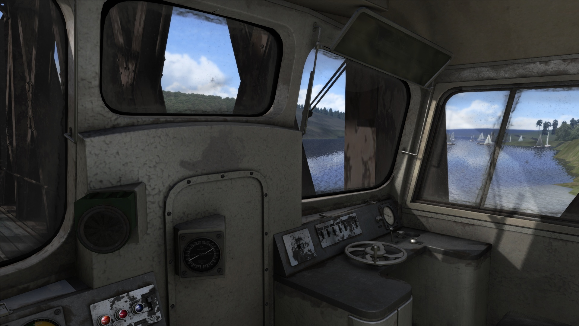 Train Simulator: BR Class 27 Loco Add-On screenshot