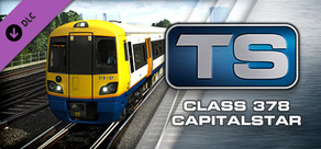 London Overground Class 378 'Capitalstar' EMU Add-On