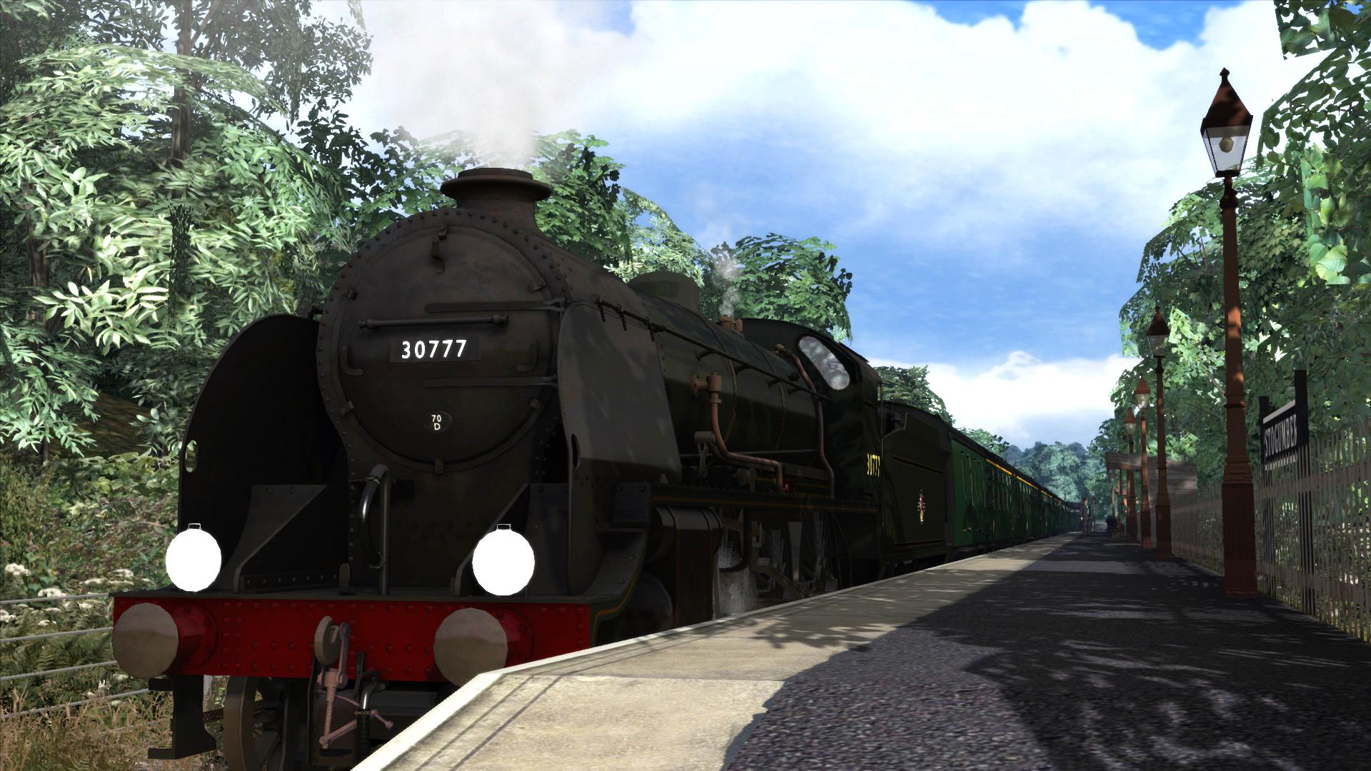 Train Simulator: N15 King Arthur Class 'Sir Lamiel' Loco Add-On screenshot