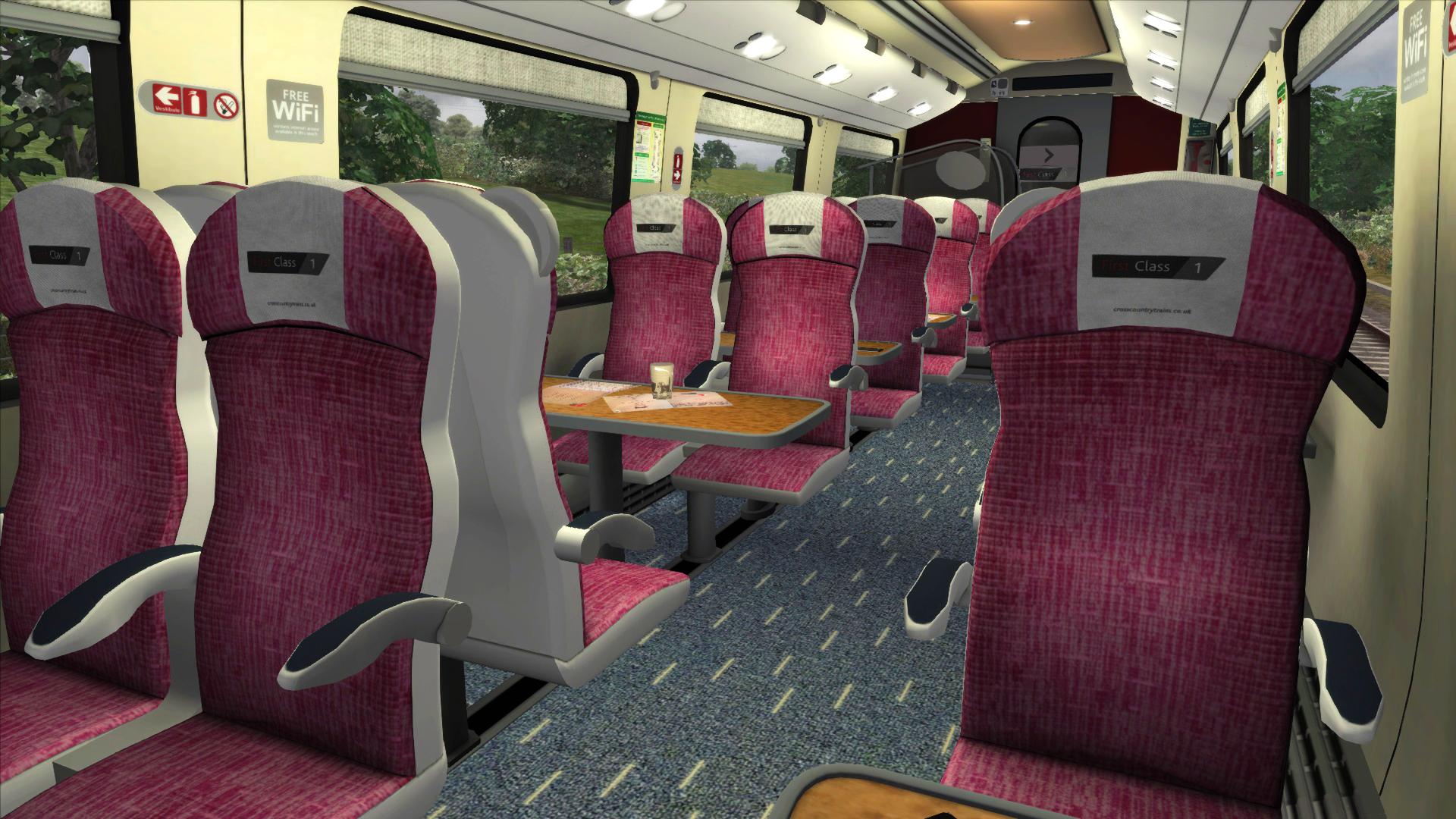 Train Simulator: CrossCountry Class 220 'Voyager' DEMU Add-On screenshot