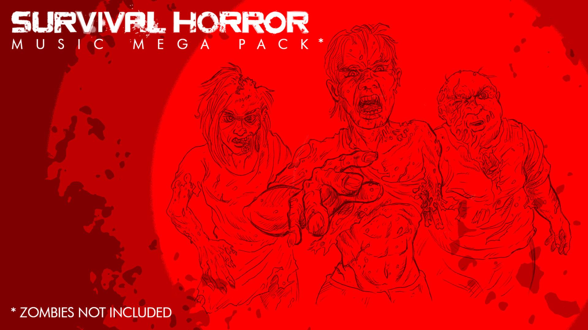 RPG Maker VX Ace - Survival Horror Music Pack screenshot