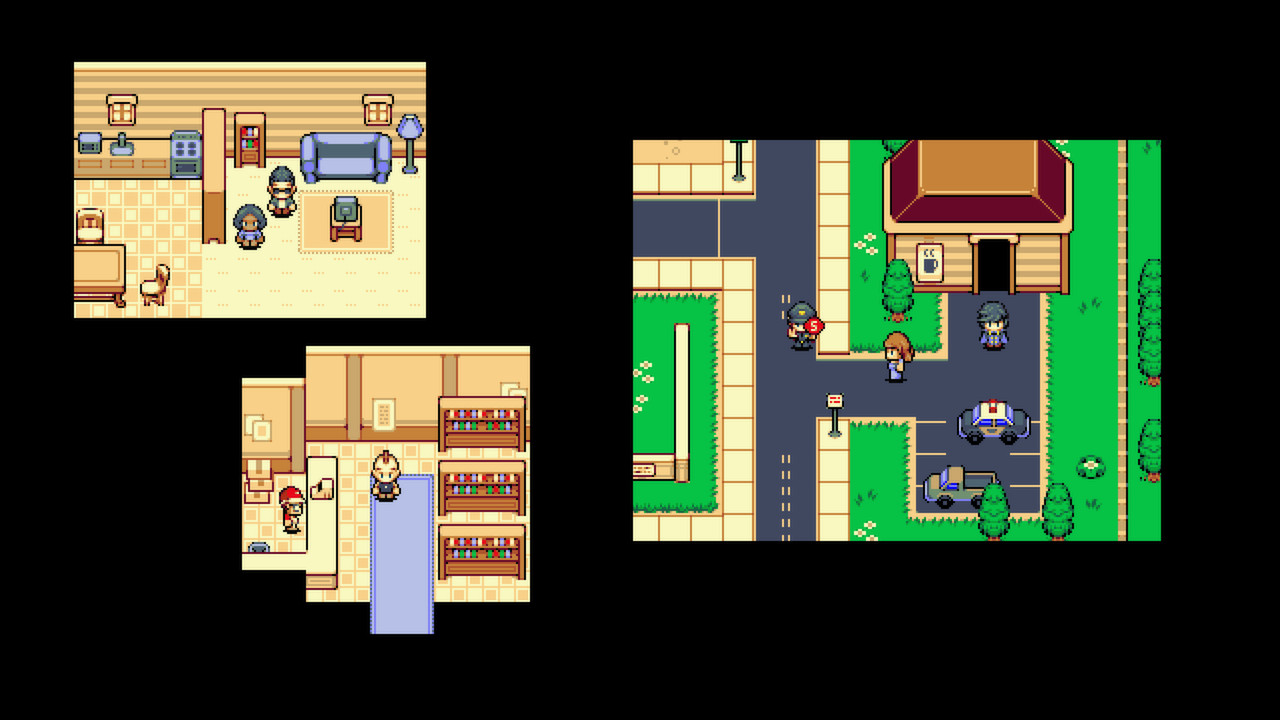RPG Maker VX Ace - Old School Modern Resource Pack screenshot