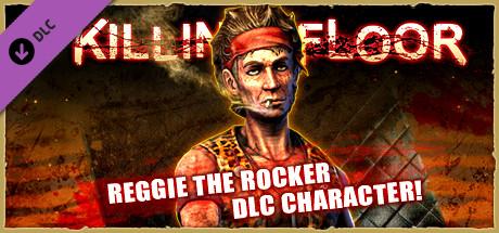 Killing Floor   Reggie The Rocker Character Pack On Steam