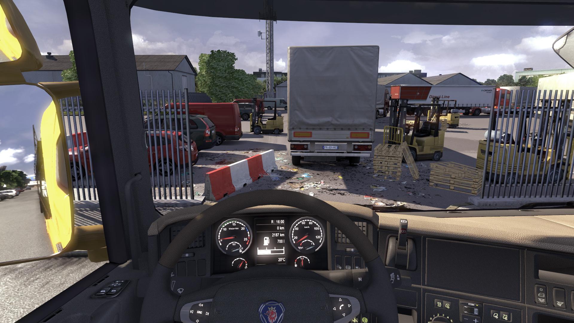 download scania truck driving simulator full pc game. Black Bedroom Furniture Sets. Home Design Ideas