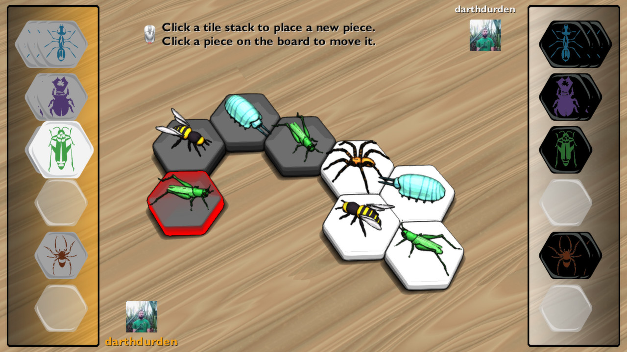 Hive - The Pillbug screenshot