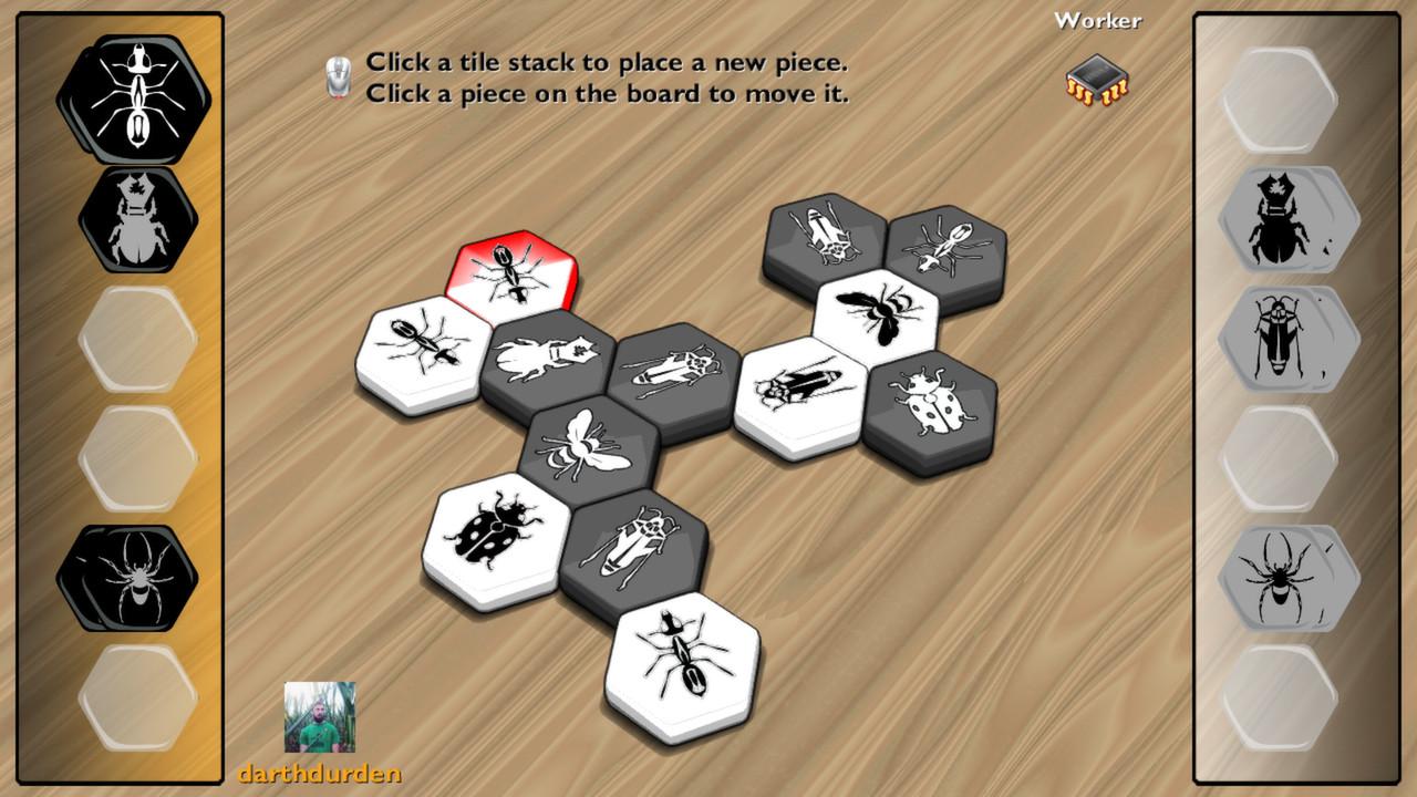 Hive - The Ladybug screenshot