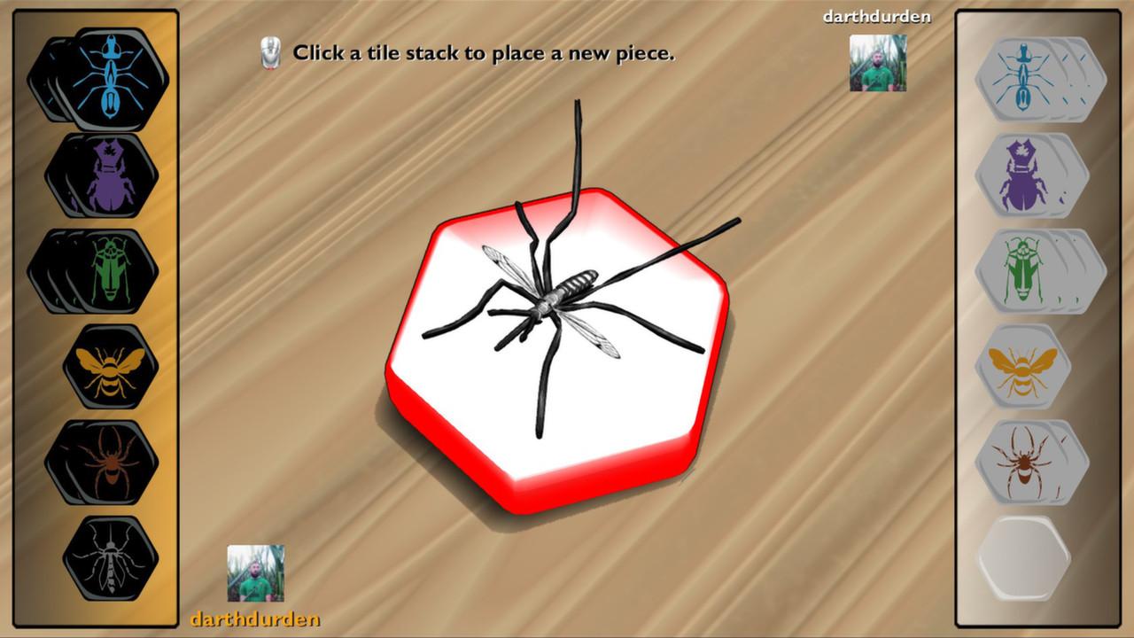 Hive - The Mosquito screenshot