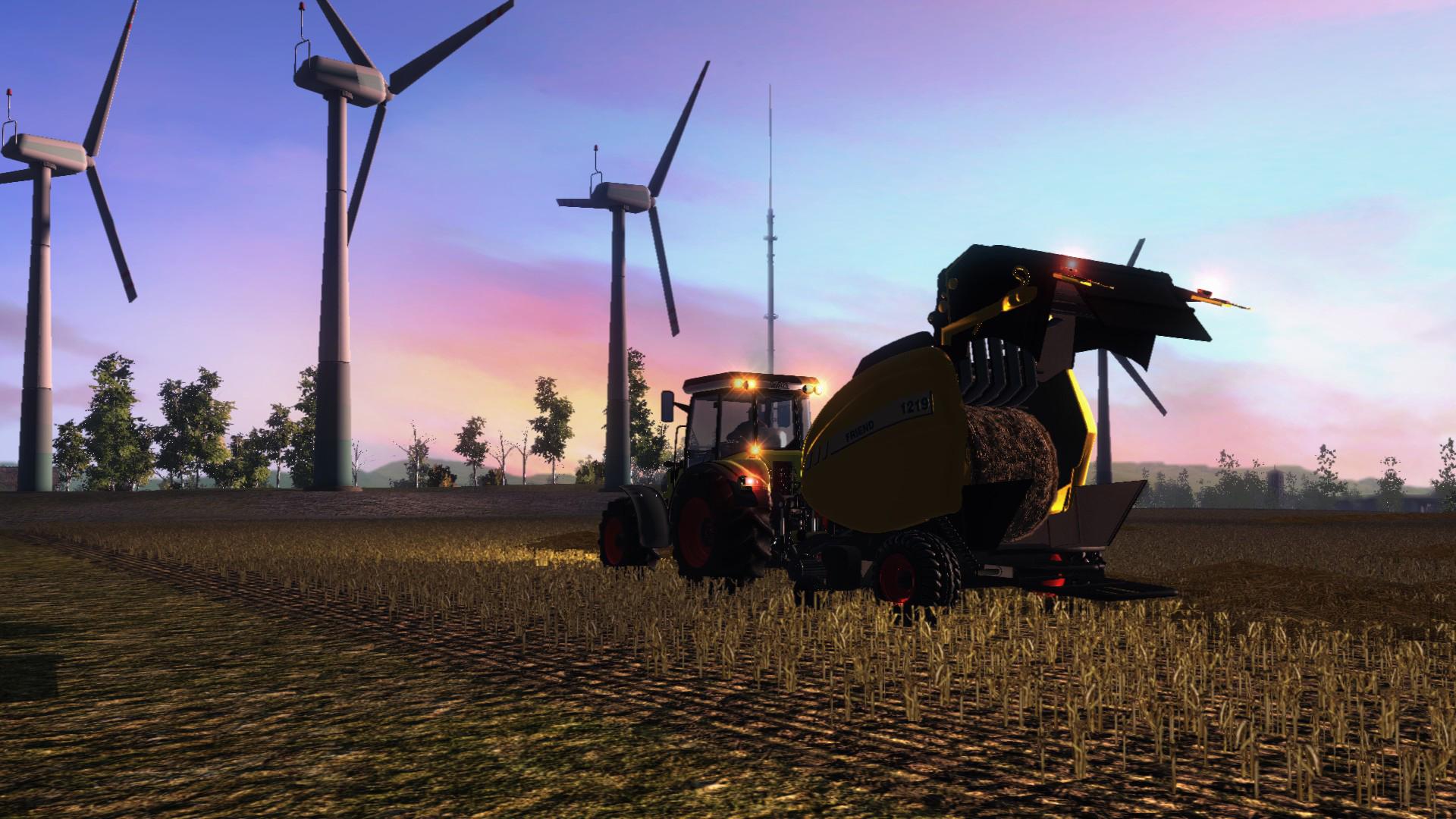 Professional Farmer 2014 screenshot