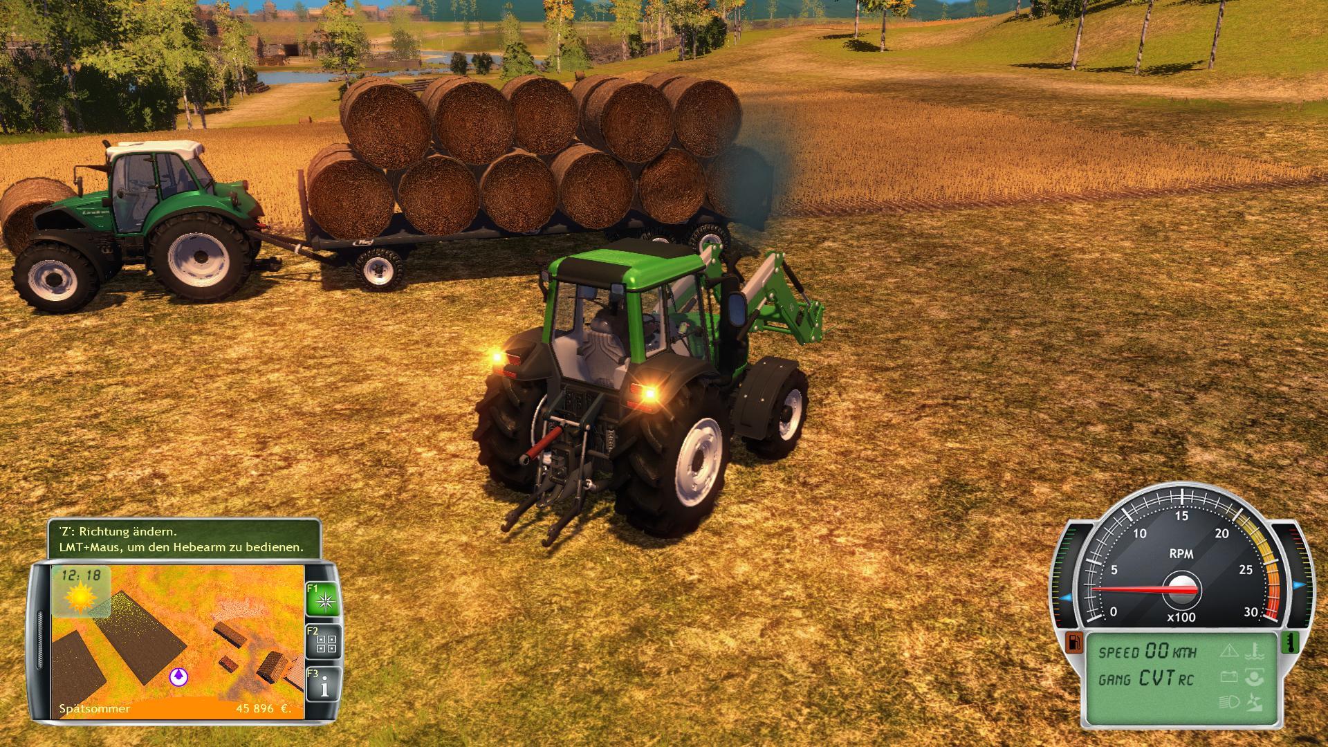 Скачать игру Farming Simulator 2014