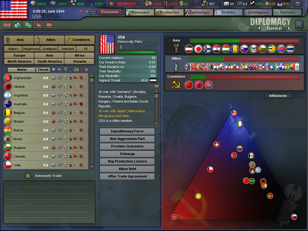 5 Games Like Hearts of Iron for iOS in 2018 – Games Like