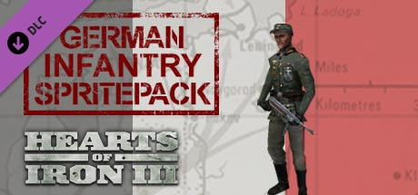 Hearts of Iron III: German Infantry Pack DLC