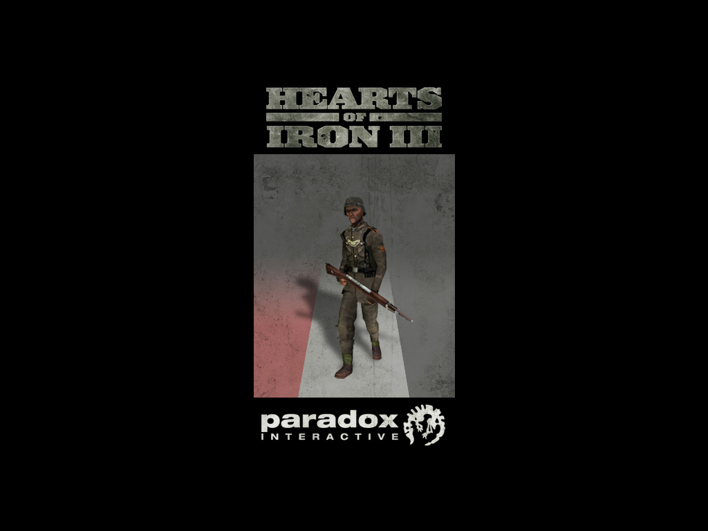 Hearts of Iron III: German Infantry Pack DLC screenshot
