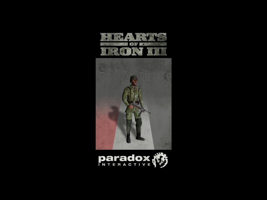 Hearts of Iron III: German Infantry Pack DLC screenshot