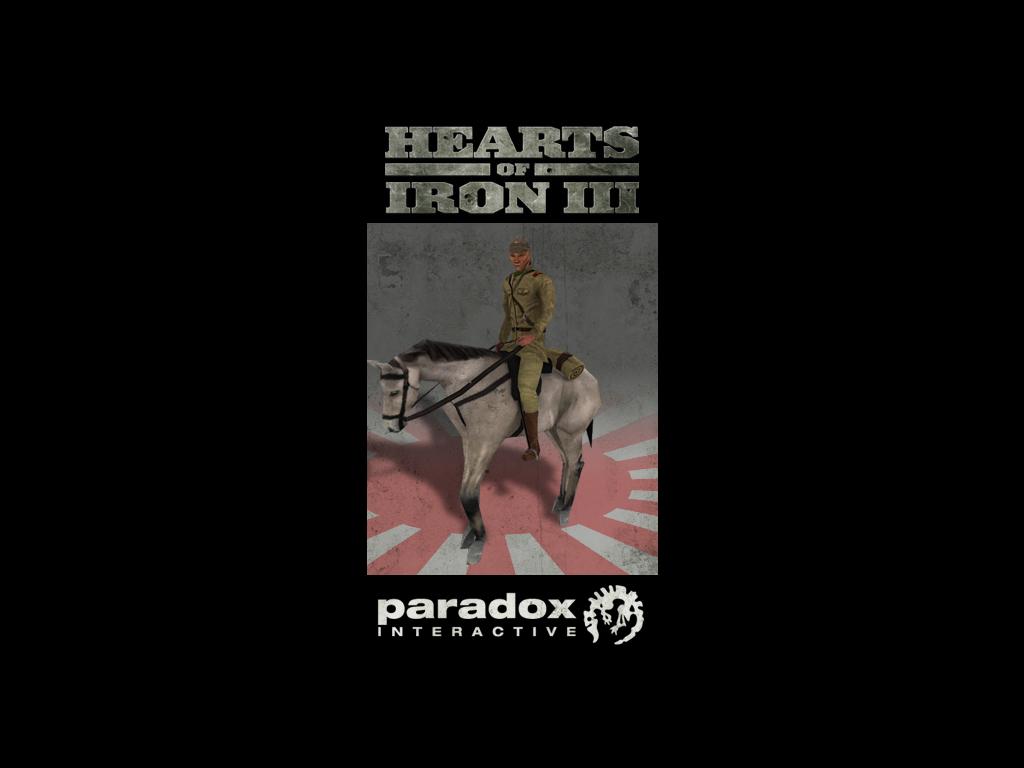 Hearts of Iron III: Japanese Infantry Pack DLC screenshot