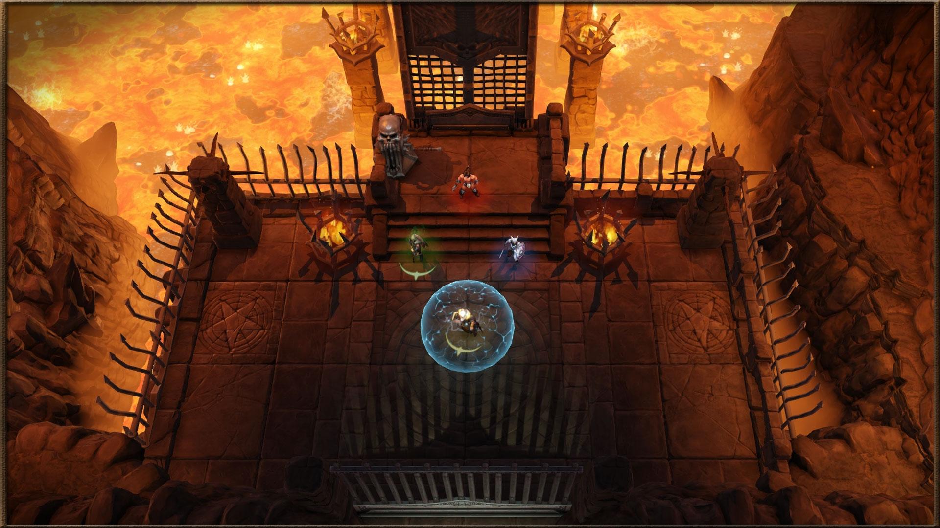 Gauntlet Slayer Edition screenshot