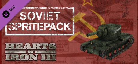 Hearts of Iron III: Soviet Pack DLC