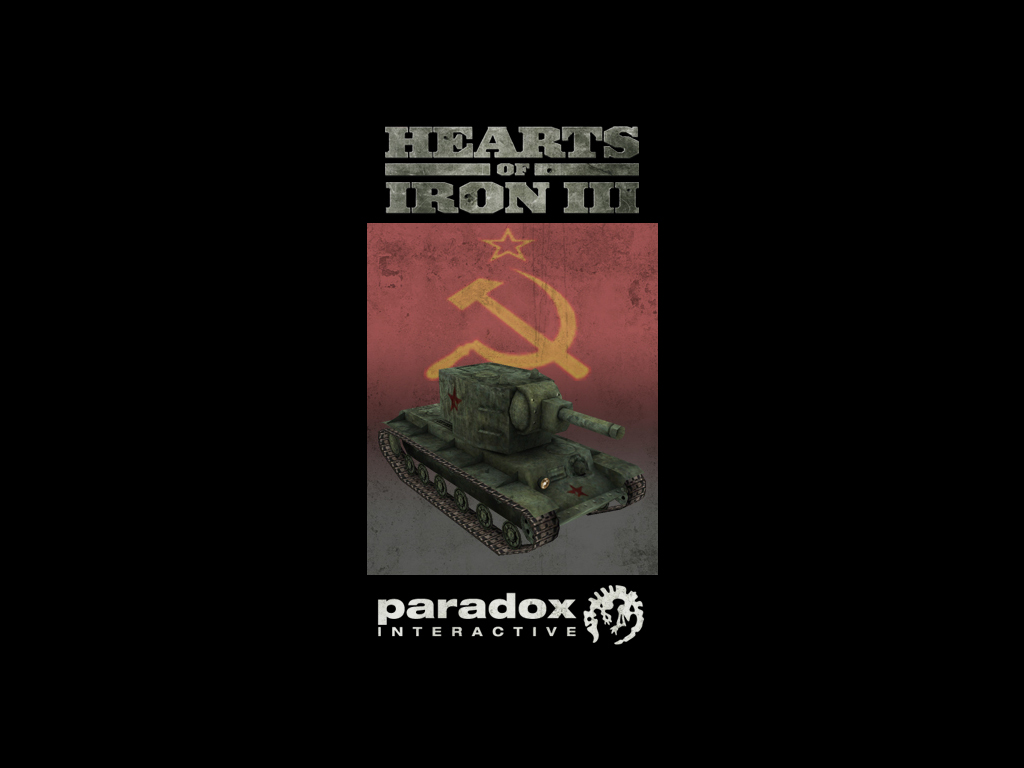 Hearts of Iron III: Soviet Pack DLC screenshot