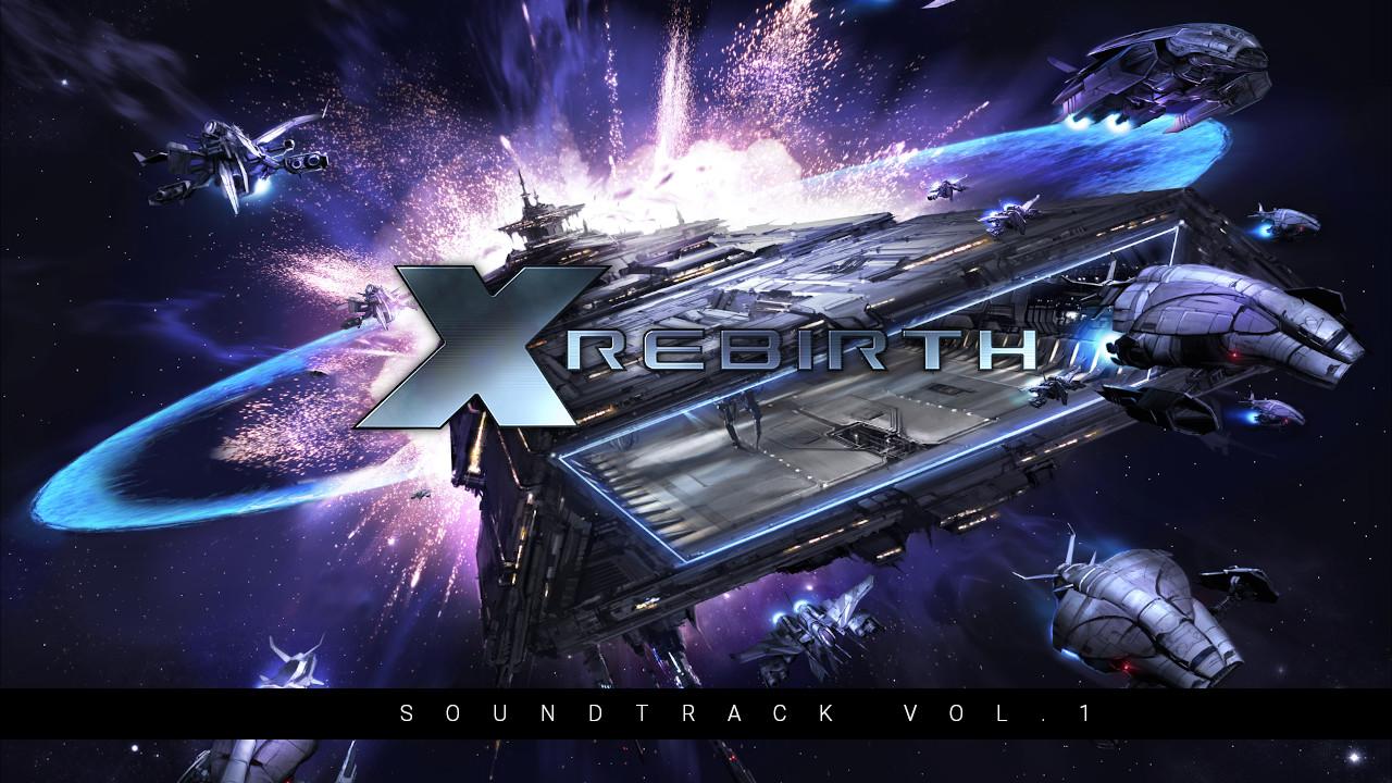 X Rebirth Soundtrack Vol. 1 screenshot