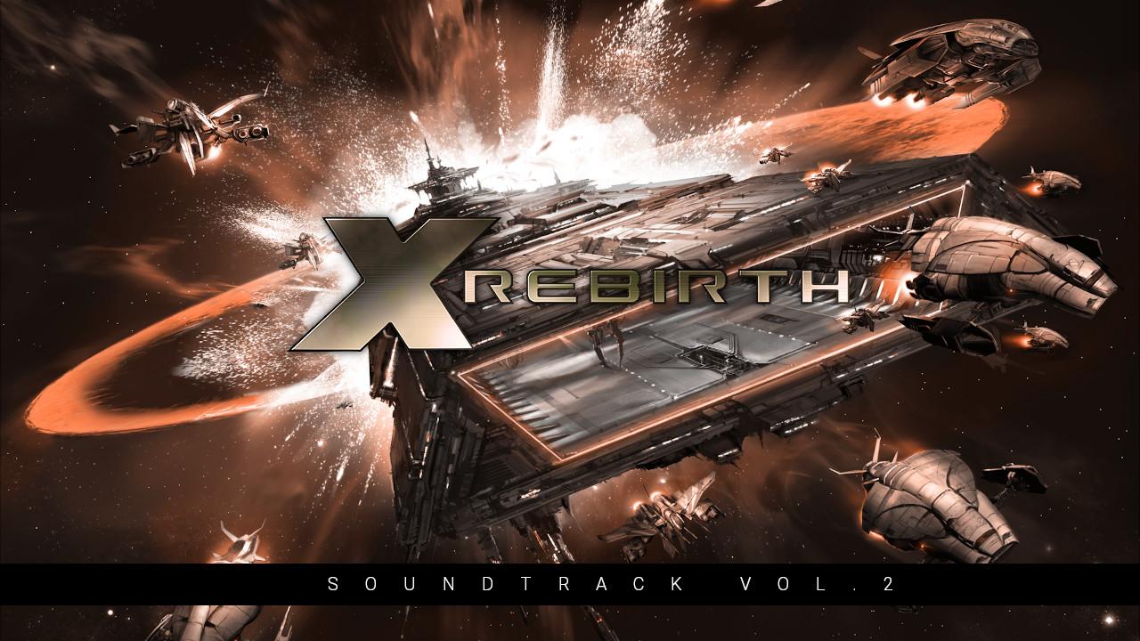 X Rebirth Soundtrack Vol. 2 screenshot