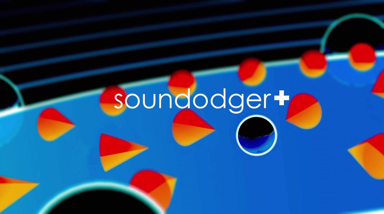 Soundodger+ Soundtrack screenshot